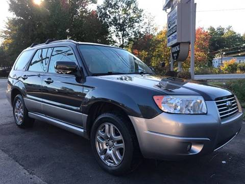 2008 Subaru Forester for sale in Kingston, NH
