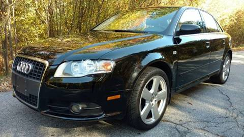 2008 Audi A4 for sale in Kingston, NH
