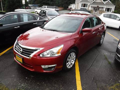 2015 Nissan Altima for sale in Juneau, AK