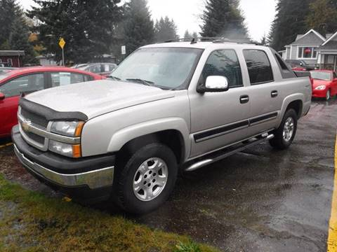 2006 Chevrolet Avalanche for sale in Juneau, AK