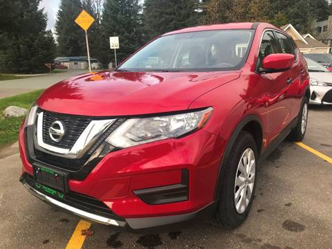 2017 Nissan Rogue for sale in Juneau, AK
