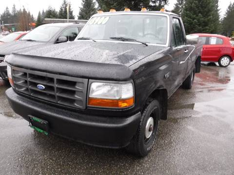 1993 Ford F-150 for sale in Juneau, AK