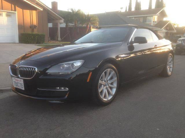 BMW Series I In Beverly Hills CA Carsforsale - Bmw 640i convertible 2014