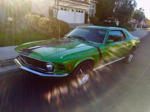 1970 ford mustang for sale in longmont co carsforsale 1970 ford mustang for sale in beverly hills ca sciox Gallery
