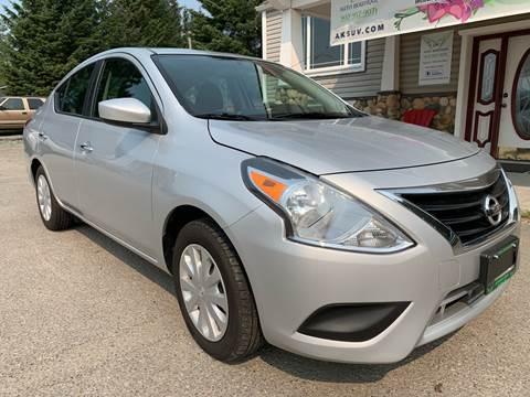 2018 Nissan Versa for sale in Juneau, AK