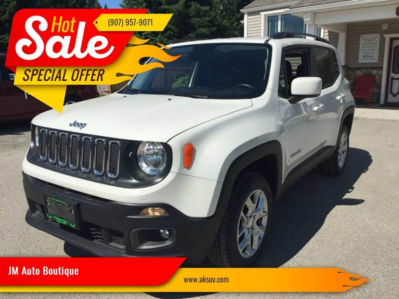 2016 Jeep Renegade for sale in Juneau, AK