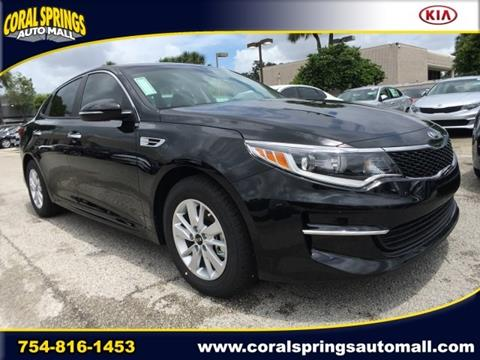 2017 Kia Optima for sale in Coral Springs FL