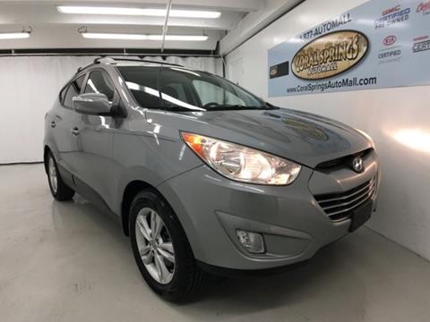 2013 Hyundai Tucson for sale in Coral Springs, FL