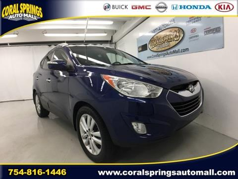 2011 Hyundai Tucson for sale in Coral Springs FL