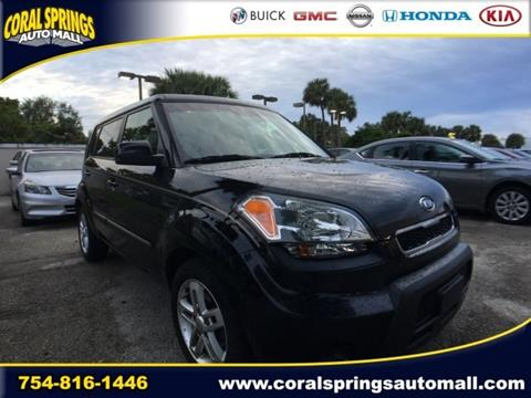 2011 Kia Soul for sale in Coral Springs FL