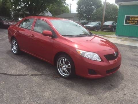 2009 Toyota Corolla for sale in Riverside, OH