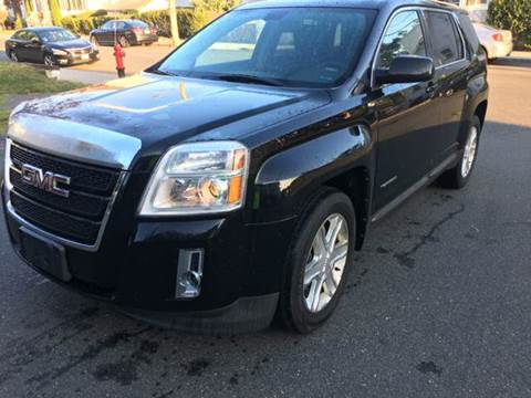 2010 GMC Terrain for sale in Salem, MA