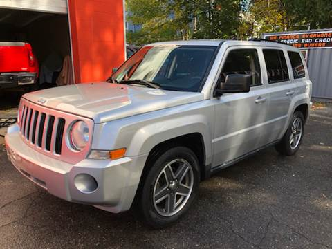2010 Jeep Patriot for sale in Salem, MA