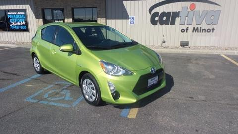 2015 Toyota Prius c for sale in Minot, ND