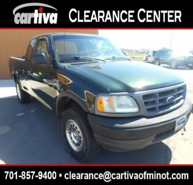 2002 Ford F-150 for sale in Minot, ND
