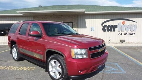 2007 Chevrolet Tahoe for sale in Minot, ND