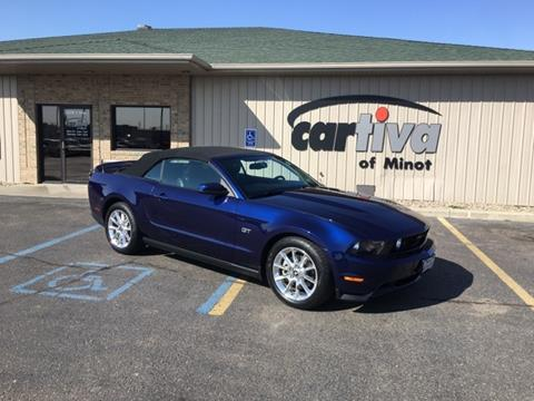 2010 Ford Mustang for sale in Minot, ND