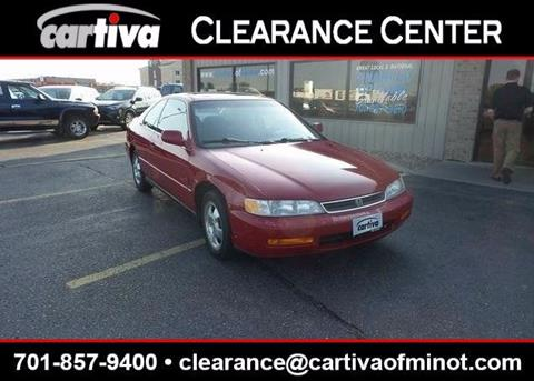 1997 Honda Accord for sale in Minot, ND
