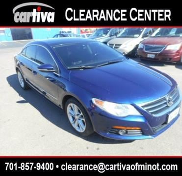 2009 Volkswagen CC for sale in Minot, ND