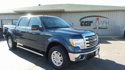 2013 Ford F-150 for sale in Minot, ND