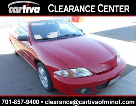 2001 Chevrolet Cavalier for sale in Minot, ND