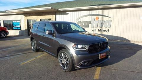 2017 Dodge Durango for sale in Minot, ND