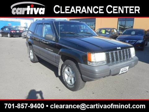 1996 Jeep Grand Cherokee for sale in Minot, ND