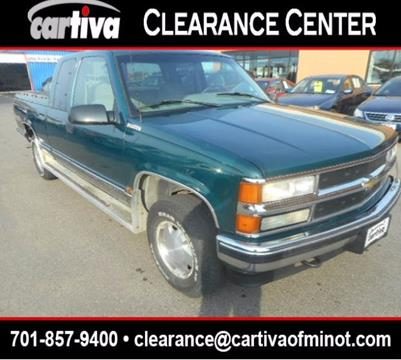 1996 Chevrolet C/K 1500 Series for sale in Minot, ND