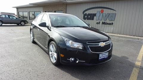 2011 Chevrolet Cruze for sale in Minot, ND