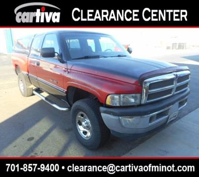 1995 Dodge Ram Pickup 1500 for sale in Minot, ND