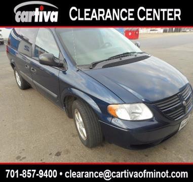 2006 Dodge Grand Caravan for sale in Minot, ND