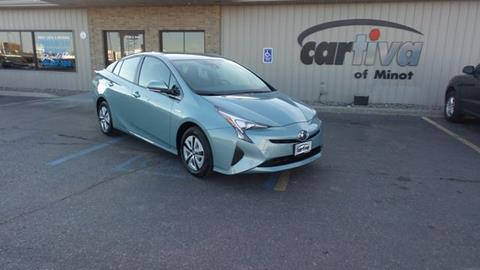 2017 Toyota Prius for sale in Minot, ND