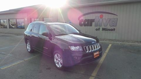 2016 Jeep Compass for sale in Minot, ND