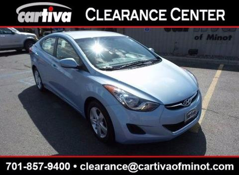 2011 Hyundai Elantra for sale in Minot, ND