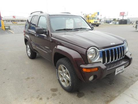 2004 Jeep Liberty for sale in Minot, ND