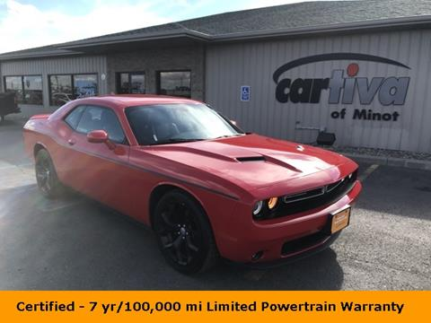 2016 Dodge Challenger for sale in Minot, ND