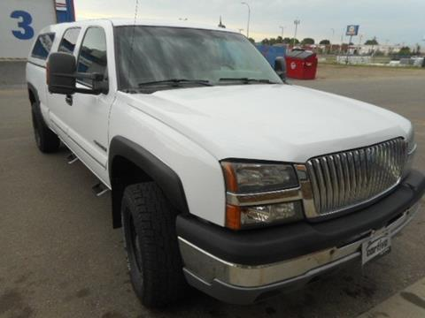 2003 Chevrolet Silverado 1500HD for sale in Minot, ND