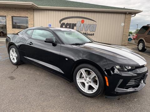 2016 Chevrolet Camaro for sale in Minot, ND