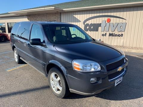 2008 Chevrolet Uplander for sale in Minot, ND