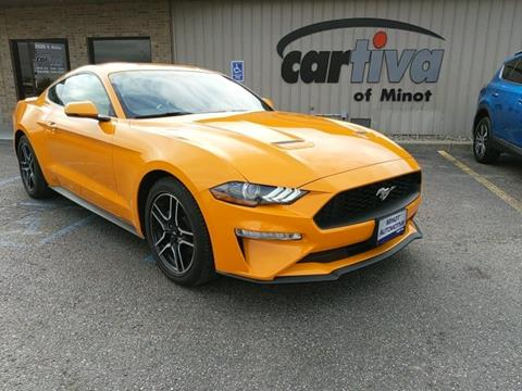 2018 Ford Mustang for sale in Minot, ND