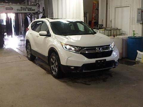 2018 Honda CR-V for sale in Minot, ND