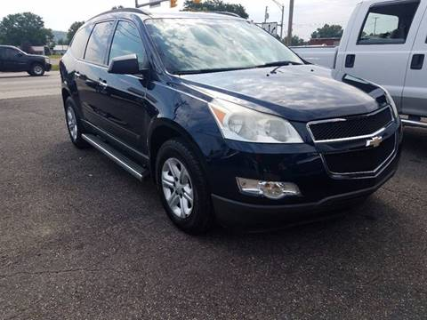 2009 Chevrolet Traverse for sale in Newark, OH