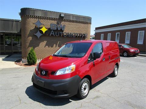 2013 Nissan NV200 for sale in Winston Salem, NC