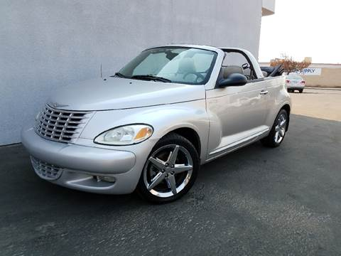 2005 Chrysler PT Cruiser for sale in Fresno, CA