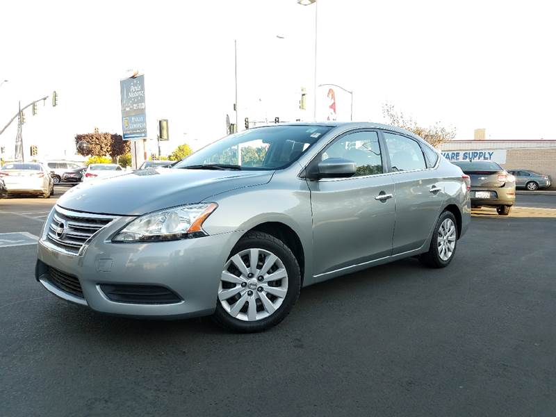2013 Nissan Sentra For Sale At Paris Motorz In Fresno CA