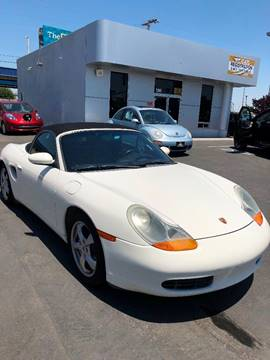2001 Porsche Boxster for sale in Pinedale, CA