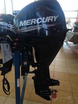 2015 Mercury 25 ELHPT Four Stroke for sale in Texarkana, TX