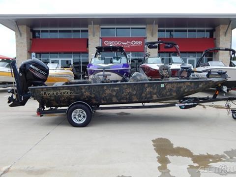 2016 Triton 17CTX for sale in Texarkana, TX