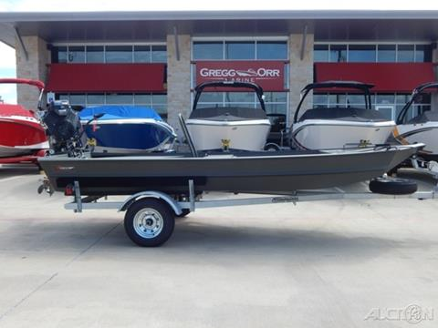 2017 GoDevil 1660 Surface Drive for sale in Texarkana, TX