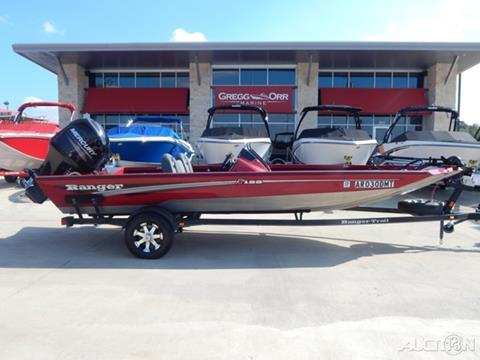 2014 Ranger RT188 for sale in Texarkana, TX